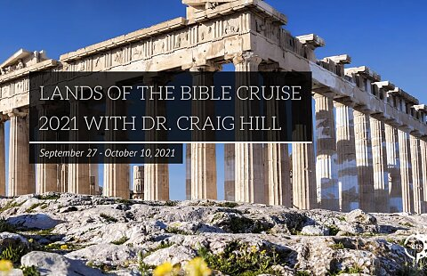Lands of the Bible Cruise Sept 27 - Oct 10, 2021