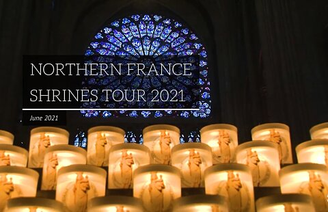 Northern France Shrines 2021