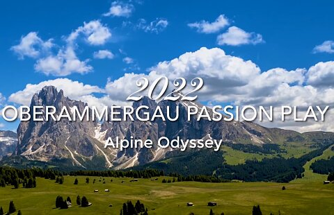 Oberammergau Passion Play Alpine Odyssey  2022