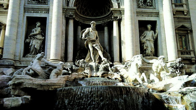 trevi fountain 332788 1920